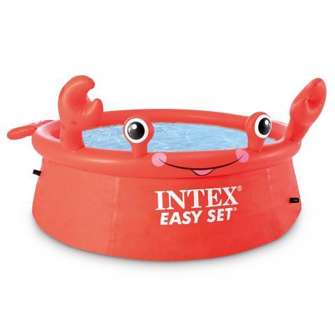 Happy Crab Easy Set Pool