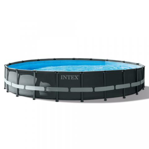 Στρογγυλή Πισίνα Ultra Round
