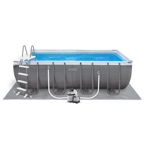 Πισίνα με Μεταλλικό Σκελετό ULTRA