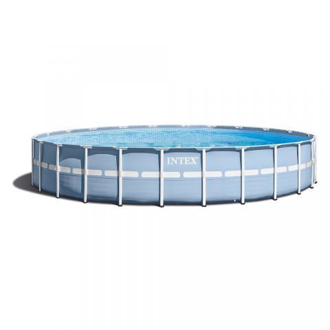 Πισίνα με Μεταλλικό Σκελετό PRISM