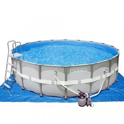 Ultra Round Frame Pool