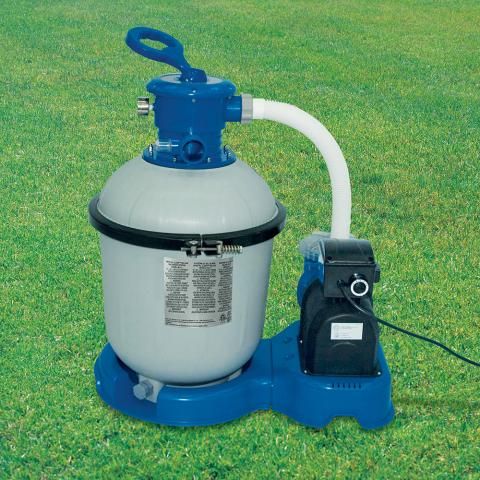 Krystal Clear Sand Filter and Pump
