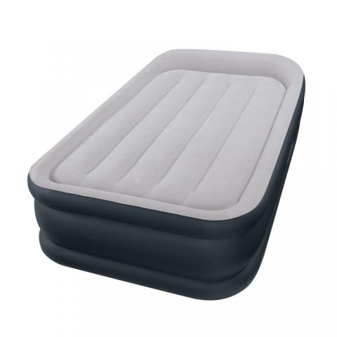 Deluxe Pillow Rest Raised Air Bed