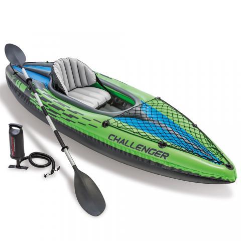 Φουσκωτό Kayak Μονό