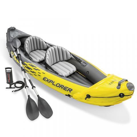 Φουσκωτό Kayak