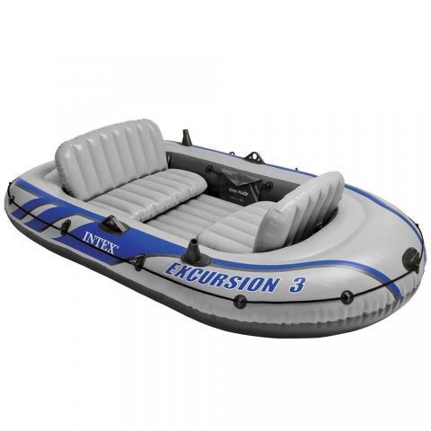 Βάρκα θαλάσσης Excursion 3 ΣΕΤ