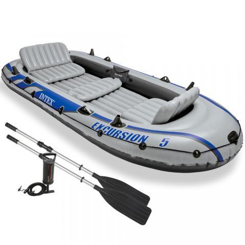 Βάρκα θαλάσσης Excursion 5 ΣΕΤ