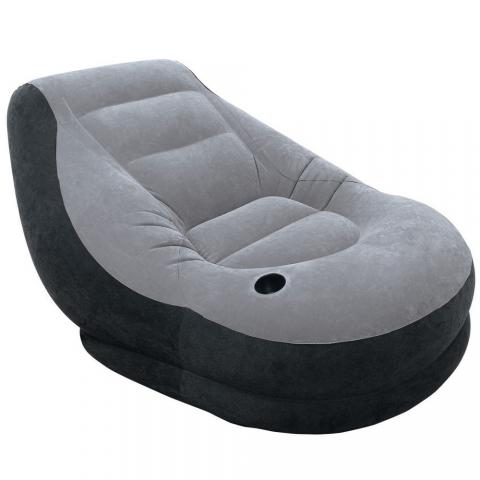 Inflatable Ultra Lounge with Ottoman