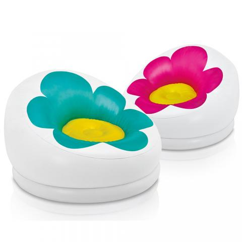 Inflatable Blossom Chair For Kids