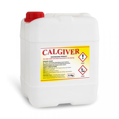 Galviger Υγρό 5 κιλά για ξεχειμώνιασμα της πισίνας